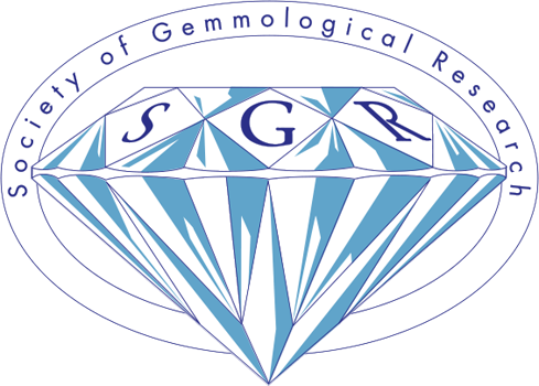logotipo, society of gemmological research